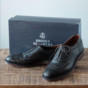 Brooks Brothers x Allen Edmonds McTavish Shoes